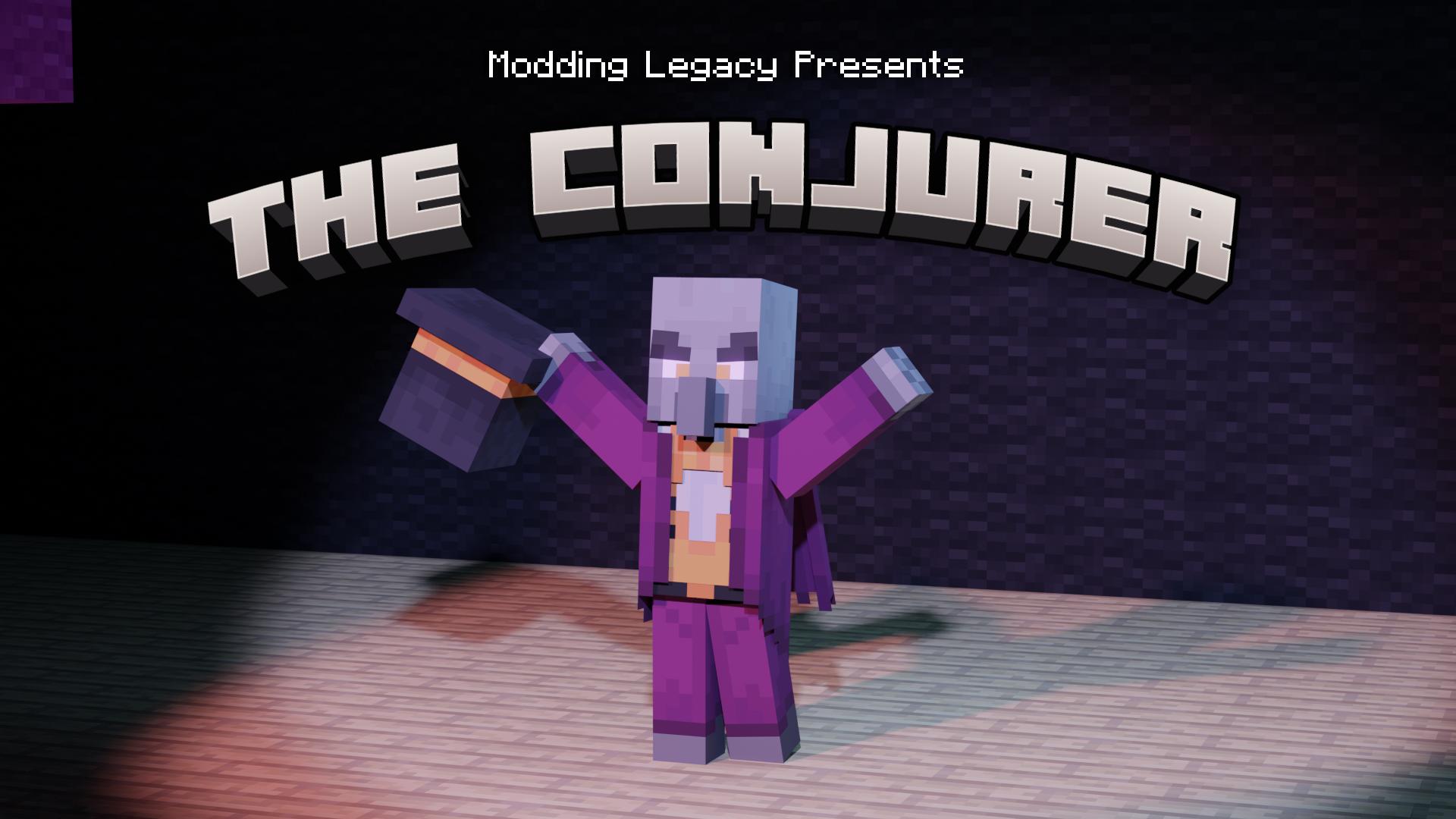 The Conjurer [1.15.2 - 1.16.5] Minecraft Mod