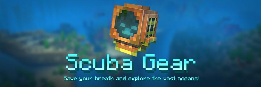 Scuba Gear [1.15.2 - 1.16.5] Minecraft Mod